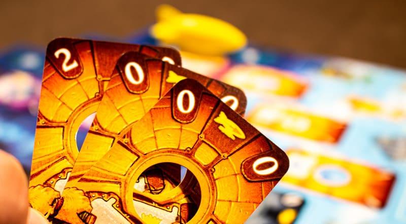 Solenia Brettspiel Handkarten