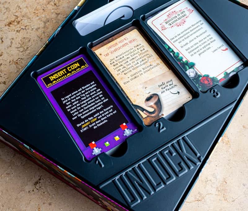 Unlock Heroic Adventure Schachtel