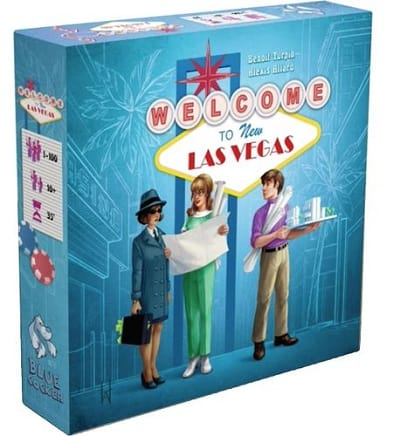 Brettspiel News Welcome To Las Vegas