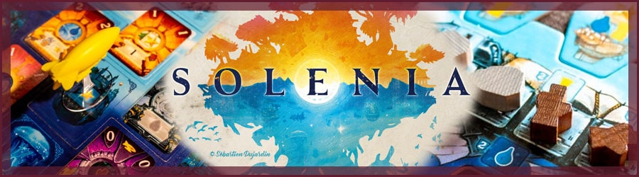 Solenia - Brettspiel Review