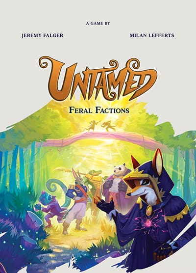 Untamed: Feral Factions - Kartenspiel