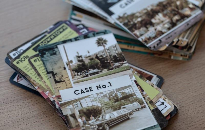 Detective LA Crimes Karten
