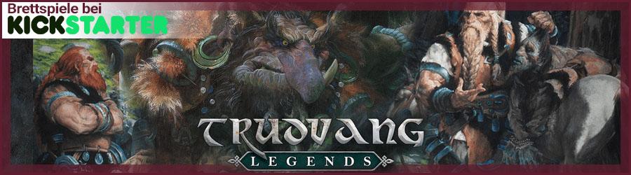 Trudvang Legends Brettspiel bei Kickstarter