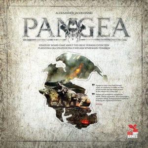 Pangea Brettspiel Cover