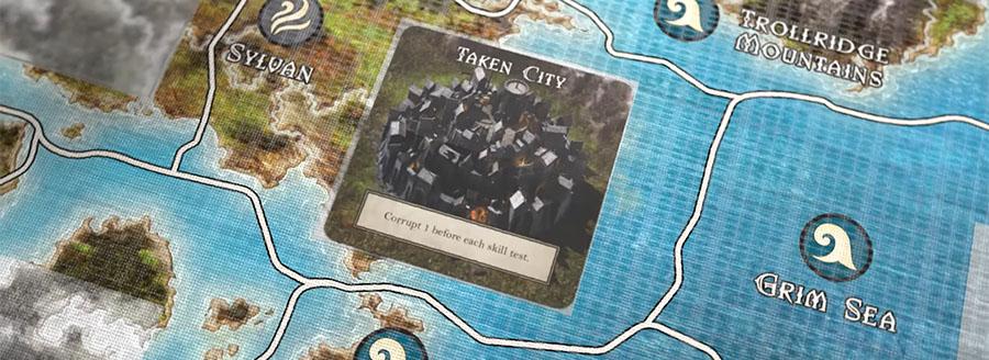 Trudvang Legends Spielplan