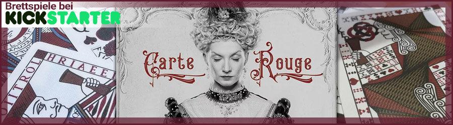 Carte Rouge bei Kickstarter