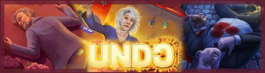 Review: Undo - Macht es ungeschehen!