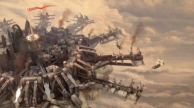 Brettspiele bei Kickstarter: Windward Hafen