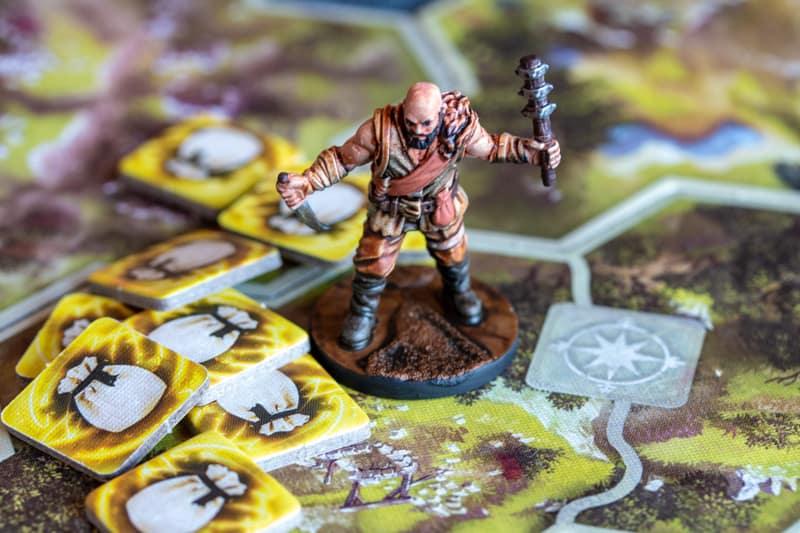 Herr der Ringe Reise durch Mittelerde Brettspiel Token