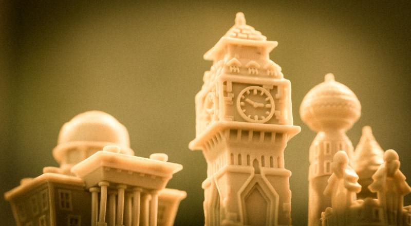 Victorian Masterminds Brettspiel Miniaturen