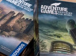Adventure Games Rezension