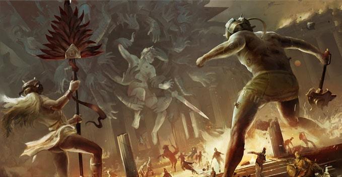 Aeon Trespass: Odyssey - Art