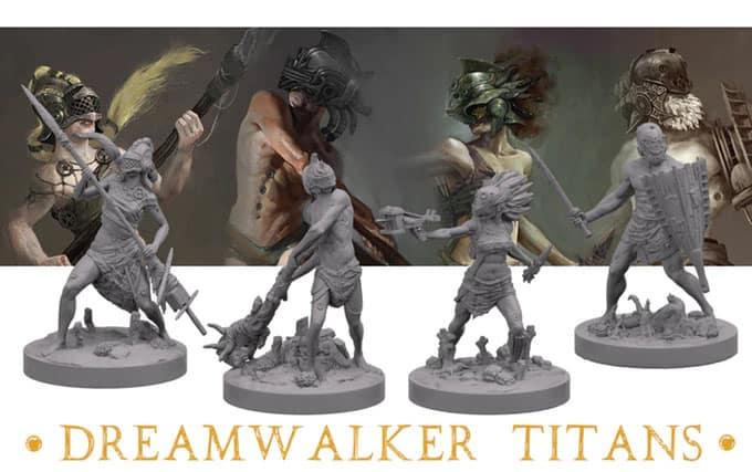 Aeon Trespass: Odyssey Titanen