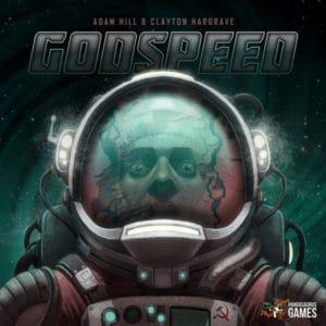 Godspeed Brettspiel Cover