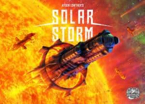 Solar Storm - Cover