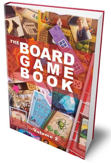 The Board Game Book Vol. 2