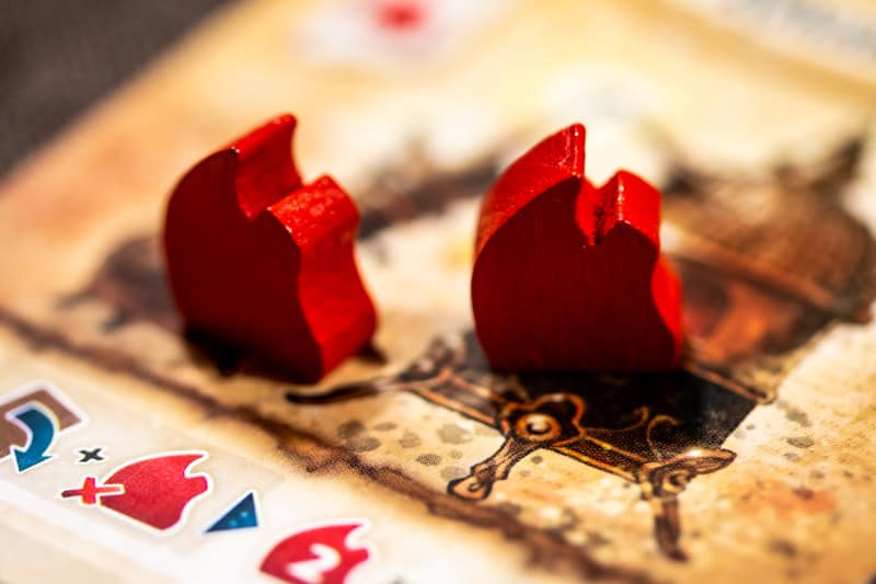 Res Arcana Kartenspiel