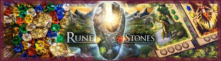 Rune Stones Brettspiel Review