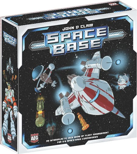 Space Base Brettspiel Cover