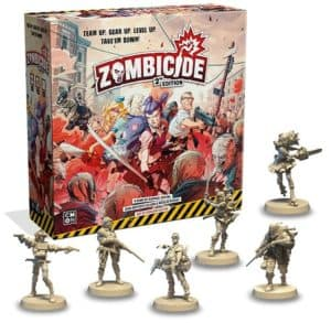 Zombicide 2nd Edition Cover