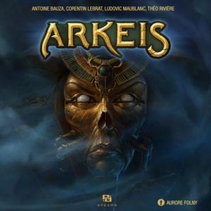 Arkeis Cover