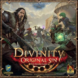 Divinity Original Sin - Cover