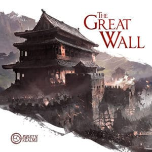 The Great Wall Kickstarter Cover