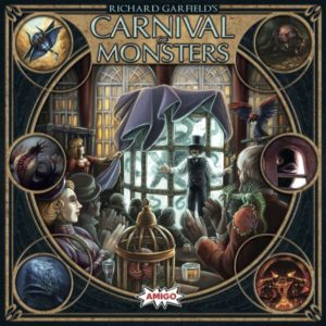 Carnival of Monsters - Cover