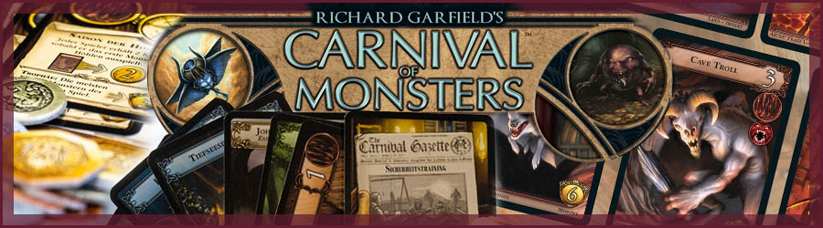 Carnival of Monsters - Review