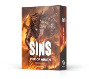Sins: Rise of Wrath Cover