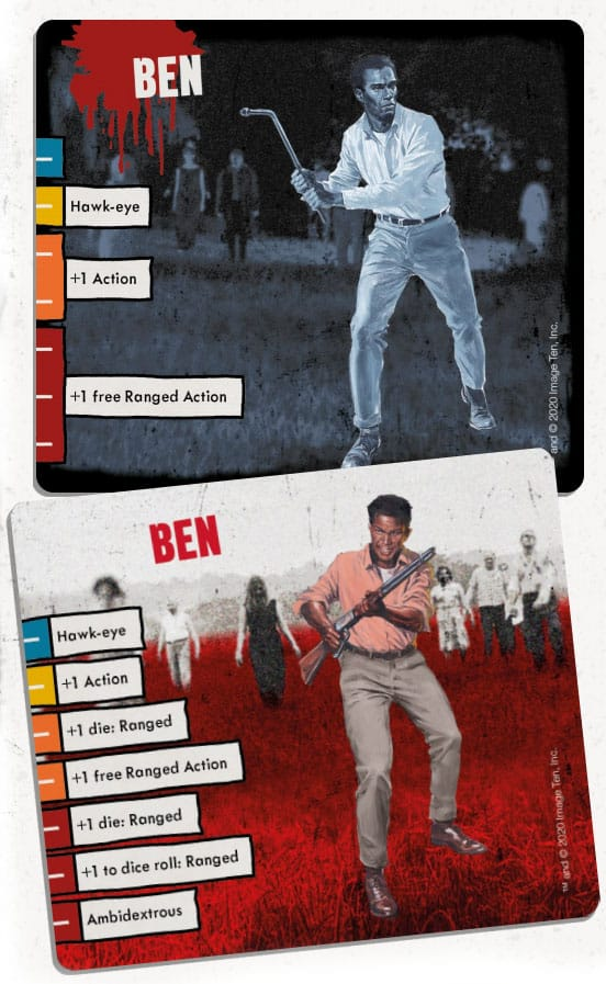 Night of the Living Dead - Survivor Ben