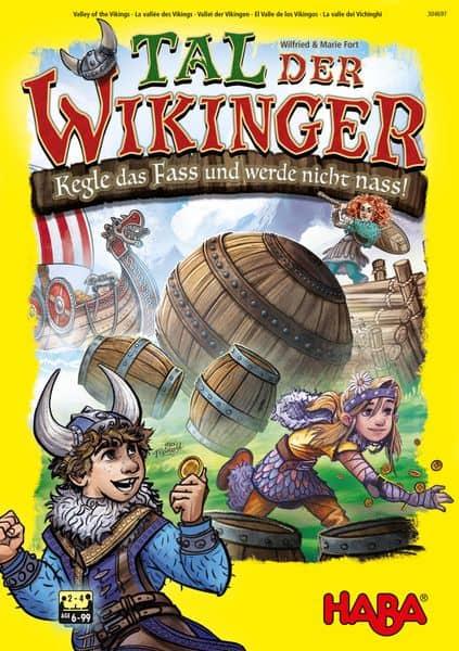 Tal der Wikinger - Cover
