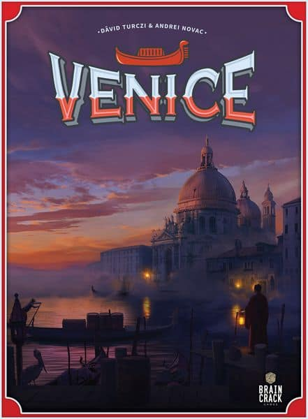 Venedig / Venice Cover