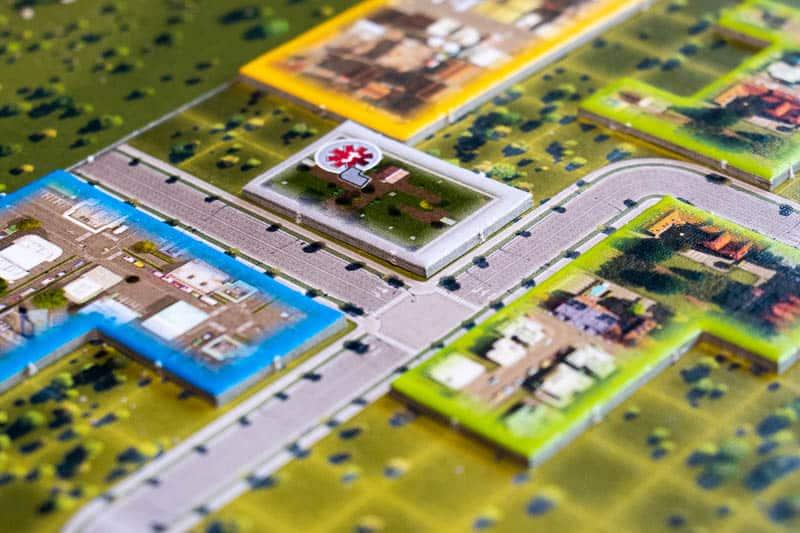 Cities Skylines Spielplan