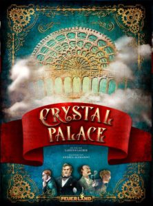 Crystal Palace Brettspiel Cover