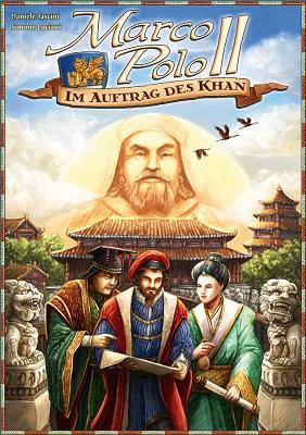 Marco Polo II Im Auftrag des Khan Cover