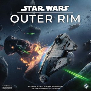 Star Wars Outer Rim Box Cover