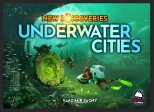 Underwater Cities Expansion Cover