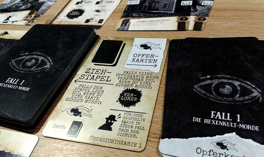 Arkham Noir - Losing is easier than winning