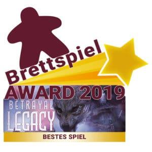Brettspiel Award 2019 - Bestes Spiel