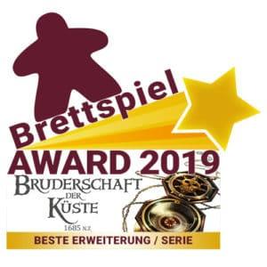 Brettspiel Award 2019 - Beste Erweiterung / Serie