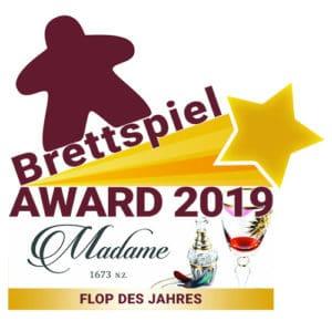 Brettspiel Award 2019 - Flop des Jahres