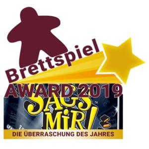 Brettspiel Award 2019 - Die Überraschung