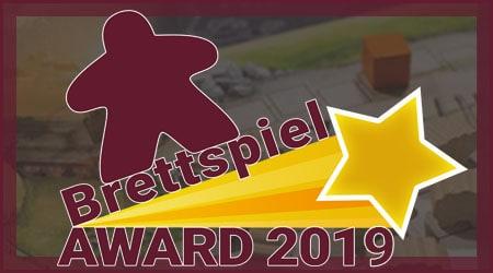 Brettspielerunde Brettspiel Award 2019