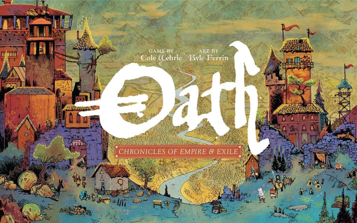 Brettspiele bei Kickstarter: Oath