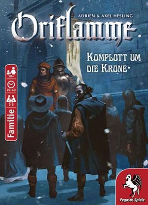 Oriflamme - Brettspiel Cover
