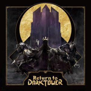 Return to Dark Tower - Brettspiel Cover