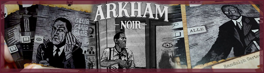 Arkham Noir - Review