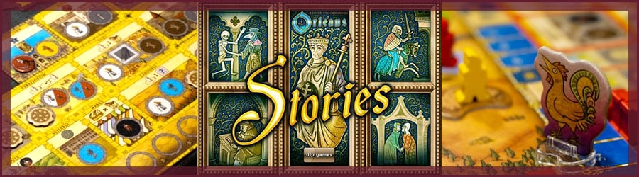 Orléans Stories Brettsiel Review