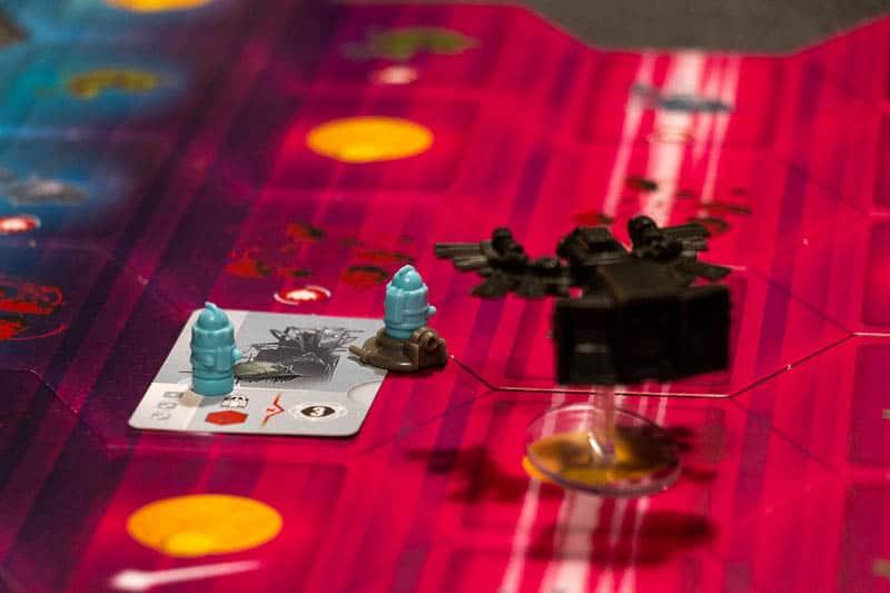 Black Angel Brettspiel Miniatur